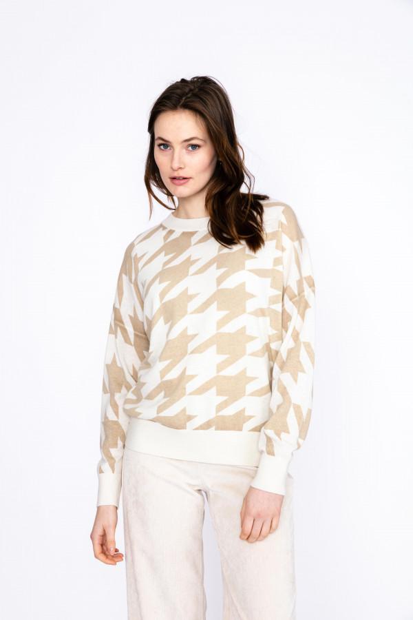 pied-de-poule-sweater