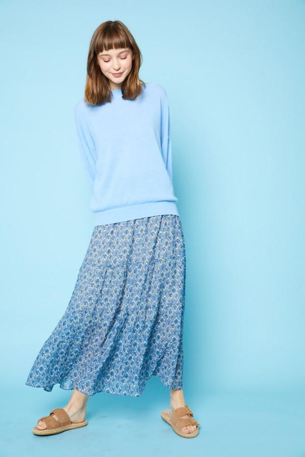 printed-chiffon-skirt (2)